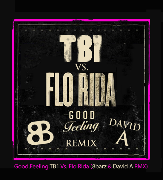 TB1 vs Flo Rida - Good Feeling (David A & 8Barz Remix)