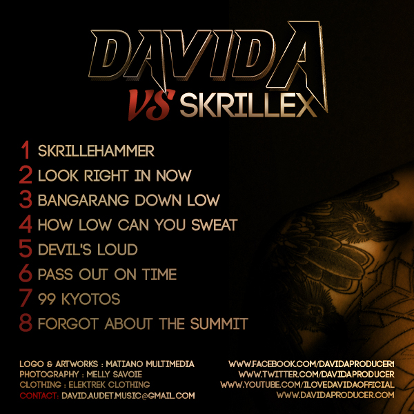 Skrillex vs David A