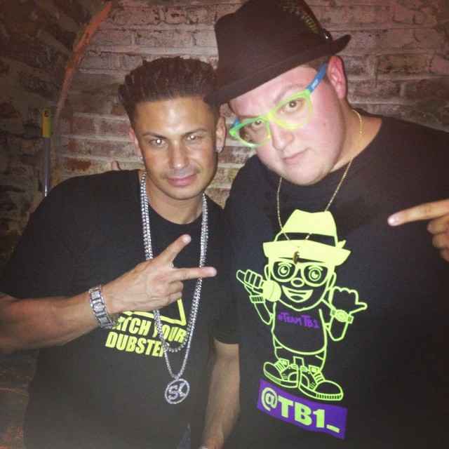 TB1 & Pauly D at New City Gas Montreal